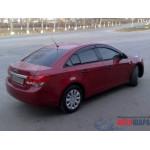 Дефлекторы окон Chevrolet CRUZE/ LACETTI, сед, 09-, 4ч., темный - SIM