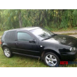 Ветровики для VW Golf IV 3d 1999-2005 накл.деф.окон Cobra-Tuning