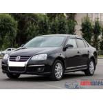 Дефлекторы окон Volkswagen Jetta V седан 2005-2010 - COBRA TUNING