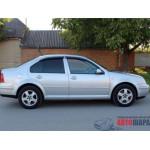 Ветровики для VW Jetta IV 1999-2005/Bora 1999-2005 накл.деф.окон Cobra-Tuning