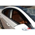 Вітровики для VW Passat CC I 2008 накл.деф.окон Cobra-Tuning