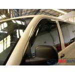 Дефлектор капота VW Polo 3 с 1994 – 1999 г.в / Variant,Classic с 1995-2001 г.в. - VipTuning