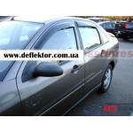 Дефлекторы окон Ford Focus 1998-2004 седан - HIC