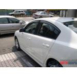 Дефлекторы окон Mazda 3 (I) 2003-2009 седан - HIC