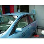 Дефлекторы окон Nissan Note 2005-2012 - HIC