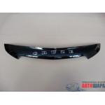 Дефлектор капота Chevrolet Cruze 2009- /короткий - Vip Tuning