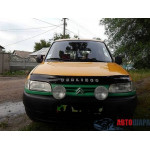 Дефлектор капота Citroen Berlingo с 1996-2002 г.в. - VipTuning