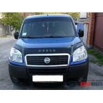 Дефлектор капота Fiat Doblo c 2005-2010 г.в. - VipTuning