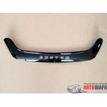 Дефлектор капота Ford Transit Tourneo Custom 2012- - Vip Tuning