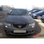 Дефлектор капота HONDA Accord VII с 2002-2006 г.в.с молдингом - VipTuning