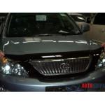 Дефлектор капота Lexus RX 2003-2009 /с решеткой радиатора - VIP TUNING