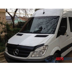 Дефлектор капота Mercedes-Benz Sprinter с 2006 г.в. - VipTuning