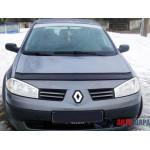 Дефлектор капота Renault Meganе II с 2002-2008 г.в. - VipTuning