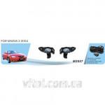 Фары дополнительные модель Mazda 3 2004-07/MZ-057/эл.проводка