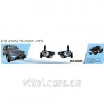 Фары дополнительные модель Honda CRV/2005/HD-066B/эл.проводка