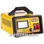 Зарядний пристрій PULSO BC-12610 6-12V, 0-10A, 10-120AHR, LED-Ампер, ручне регулювання