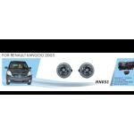 Фары дополнительные модель Renault Kengoo 2003/RN-053W/эл.проводка