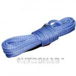 Трос для лебедки синтет.9,4ммх28м 9500lbs/17600lbs