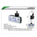 Фары дополнительные DLAA 8023 W/2хH3-12V/126*53mm