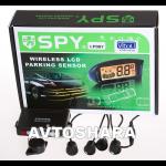 "Парктроник SPY LP-007-2, LP-106-2/2 датчика D=18mm, без монитора, ""beeper"" коннектор/black"