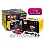 Пуско-зарядний пристрій PULSO BC-40155 12-24V, 30A, start-100A, 20-300AHR, стрілка індикатор