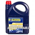 Трансмиссионное масло Rheinol, Synkrol 4, SAE 80W-90, 4л (4 SAE 80W-90)
