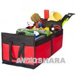 Органайзер в багажник Штурмовик АС-1536 BK/RD (АС-1536 BK/RD)