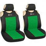 Майки MILEX / Tango AG-27071/33 перед комплект / 2пер сид + 2подг / зелені