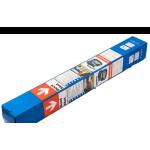 Коврик баг. PVC with NBR TS1802P GY серый 144х109.5
