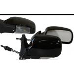 Зеркало боковое ЗБ 3107П LADA 04,05,07 BLACK LED черное пов, 2шт. в комплекте