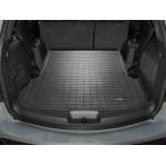 Коврик багажника WeatherTech Ford Explorer 2011-, Черный до второго ряда - резиновые