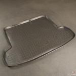 Ковер багажника Hyundai Aссеnt (Verna) седан (06-10) полиуретановые- NorPlast