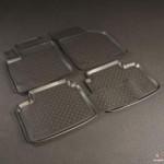 Коврики в салон Brilliance М2 (05) полиуретан комплект - Norplast