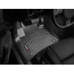 Коврики в салон Volkswagen Touareg 2010-... Черные передние 443331 WeatherTech