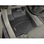 Коврики в салон Mercedes-Benz ML166 2012-... Черные передние 444011 WeatherTech