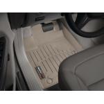 Коврики в салон Mercedes-Benz ML166 2012-... Бежевые передние 454011 WeatherTech