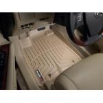 Коврики в салон Lexus RX-350 10-2013 Бежевые передние 452291 WeatherTech