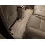 Коврики в салон Lexus RX-350 10-2013 Бежевые задние 452292 WeatherTech