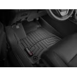 Коврики в салон Toyota Highlander 2014-... Черные передние 446321 WeatherTech