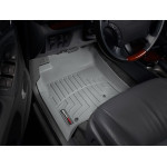 Коврики в салон Toyota Land Cruiser 120 (Prado) 06-2009 Серые передние 460701 WeatherTech