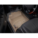 Коврики в салон Toyota Land Cruiser 120 (Prado) 06-2009 Бежевые передние 450701 WeatherTech