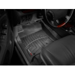 Коврики в салон Toyota Land Cruiser 120 (Prado) 06-2009 Черные передние 440701 WeatherTech