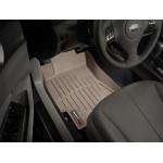 Коврики в салон Subaru Forester 09-2013 Бежевые передние 451881 WeatherTech