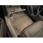 Коврики в салон Honda Pilot 2009- Бежевые передние 451741 WeatherTech
