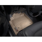 Коврики в салон Lexus LX-570 08-2013 Бежевые передние 451571 WeatherTech