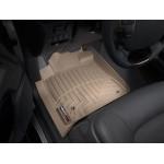 Коврики в салон Toyota Land Cruiser 200 08-2013 Бежевые передние 451571 WeatherTech