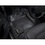 Коврики в салон Toyota Land Cruiser 200 08-2013 Черные передние 441571 WeatherTech