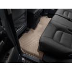 Коврики в салон Lexus LX 570 2014- Бежевые задние 451572 WeatherTech
