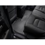 Коврики в салон Lexus LX 570 2014- Черные задние c WeatherTech
