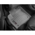 Коврики в салон Range Rover Evoque 2012- Серые передние 464041 WeatherTech